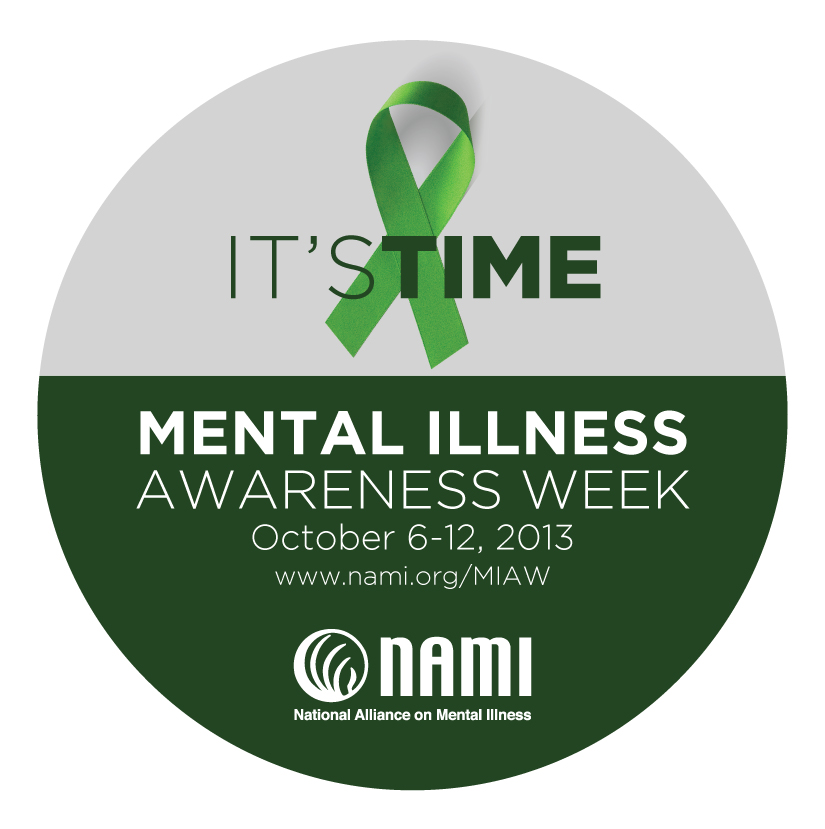Going green to support National Mental Illness Awareness ...